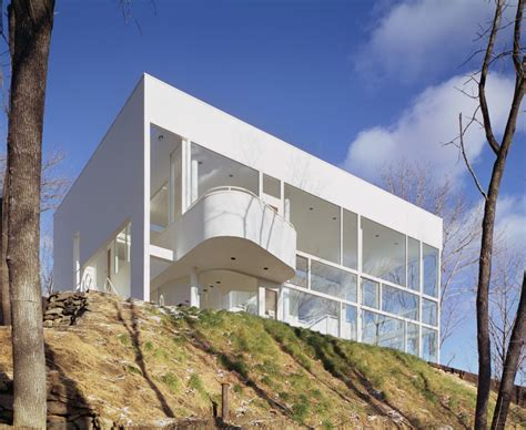 www house shamberg house richard meier partners architects