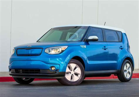 Ev Kia Soul 2015 Kia Soul Ev Review Pictures