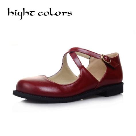 new style flat shoes new style vintage toe flat shoes for