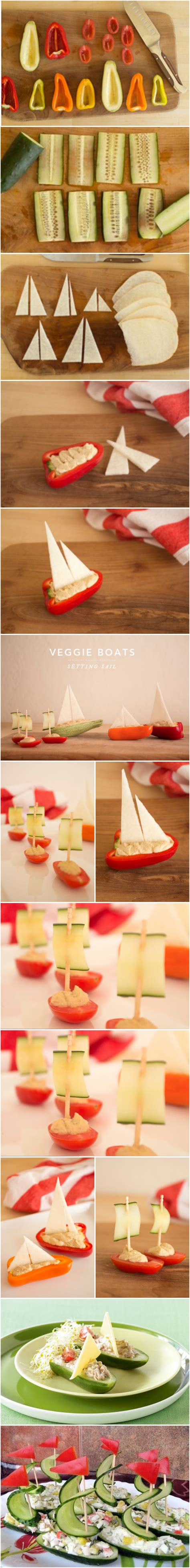 salad decoration at home diy amazing salad decoration vegetables boat