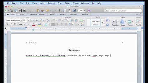 Best 25 Apa Format Template Ideas On Pinterest Apa Template Apa Exle And Apa Format Apa Format Template Mac Word 2011