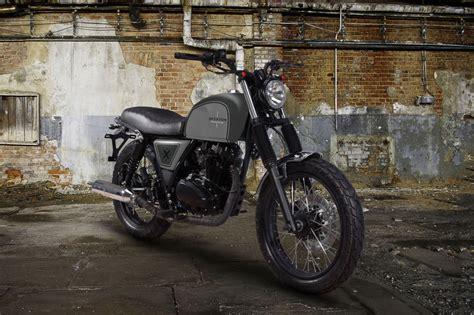 125 Motorräder Neu by Neue Marke Brixton Motorcycles