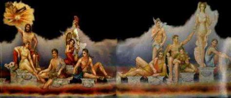 imagenes de la familia de zeus dioses del olimpo mitologia para ni 241 os