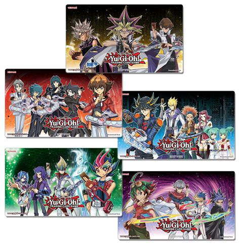 Yugioh Duel Mats by Yu Gi Oh Trading Card