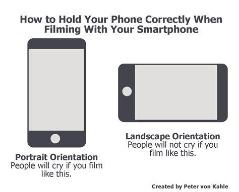 android layout landscape vs portrait phone filming portrait or landscape ryan millar