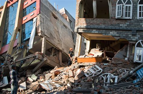 earthquake recent nepal s recent quakes don t mean a bigger one isn t coming