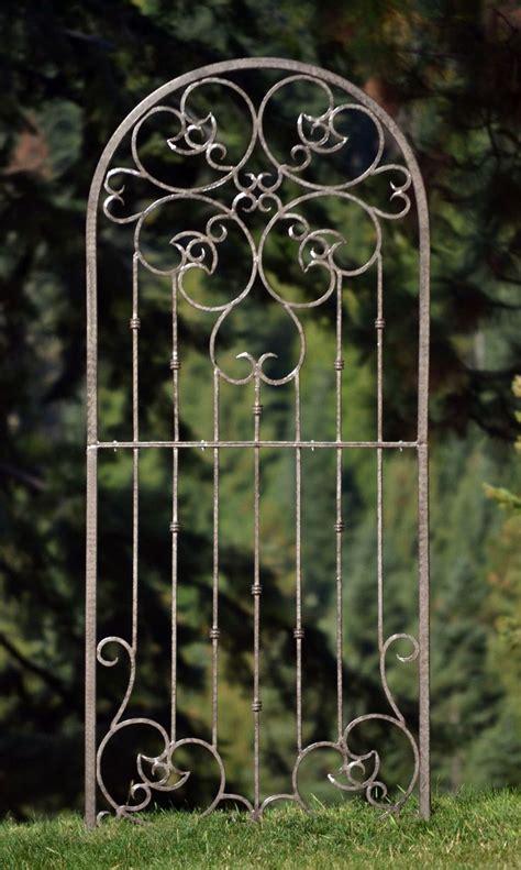 Metal Trellis Panel Best 25 Wrought Iron Trellis Ideas On Pinterest Iron