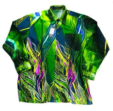 Kemeja Batik Ceplik Size M L Xl cy a6109 kemeja batik lelaki shirt malaysia vintage satin 11street malaysia tops shirts