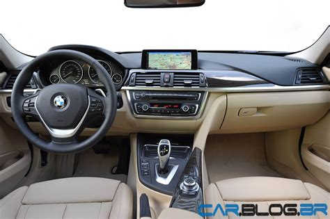 Bmw 328i Interior by Bmw 328i 2013 Pre 231 O Fotos Consumo E Ficha T 233 Cnica Car