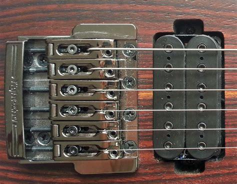 Fixed Bridge Gitar Tigh End Original Ibanez ibanez rg721rw cnf review guitar verdictguitar verdict