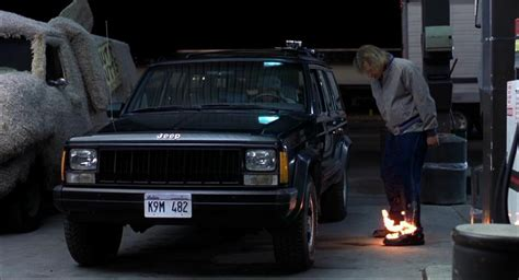 i a 1994 jeep sport when the power door imcdb org 1994 jeep sport xj in quot dumb dumber