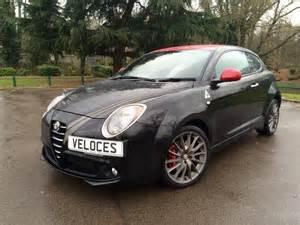 Alfa Romeo Mito Finance Used 2013 Alfa Romeo Mito 1 4 Tb Multiair Quadrifoglio