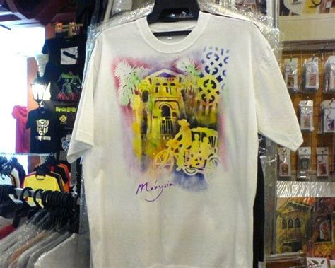 Malaka Series malaka series painted t shirt print and painted