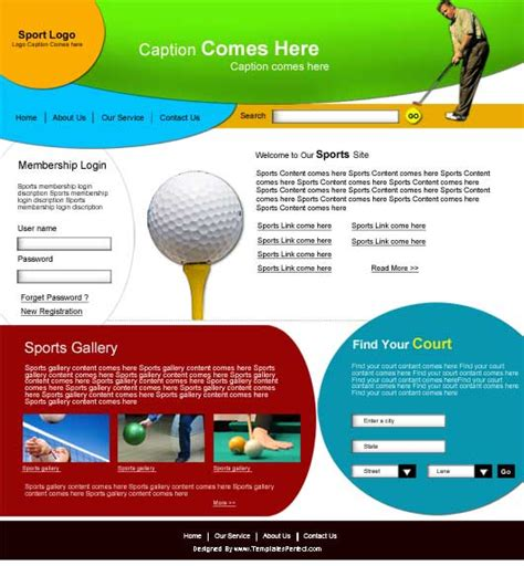 sports templates 17 free sports templates psd images free website