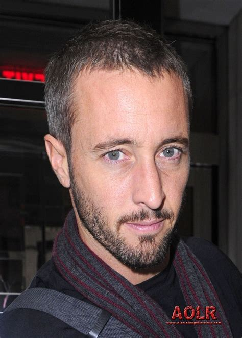 alex o loughlin rocking the buzz cut over the years