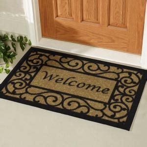 ottomanson  beige       slip door mat