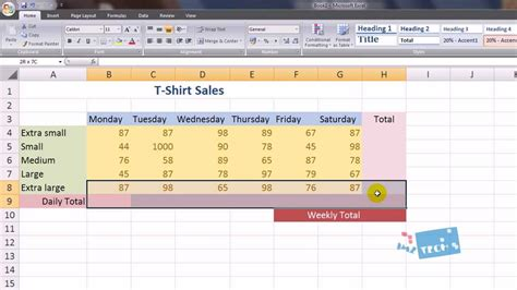 How To Work On Excel Spreadsheet by Excel For Beginners Spreadsheets Hd