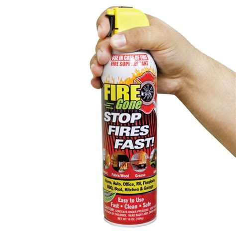 Spray And Deny All Knowledge With The Extinguisher by Extinguisher For All Types Of Emergencies