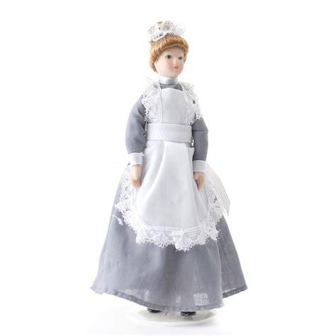 porcelain doll dress dp131 porcelain doll in grey dress minimum world