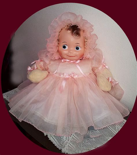 composition kewpie doll kewpie doll composition and cloth rare1930s free shipping