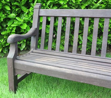 teak bench for sale large vintage teak garden outdoor bench