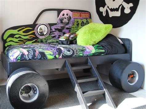 grave digger costume monster truck grave digger bed not sure i m crazy about this one but i