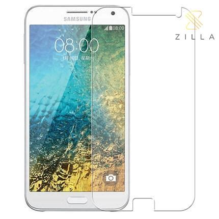 Tempered Glass Samsung Galaxy E5 Screen Protector 9h zilla 2 5d tempered glass curved edge 9h 0 26mm for samsung galaxy e5 jakartanotebook