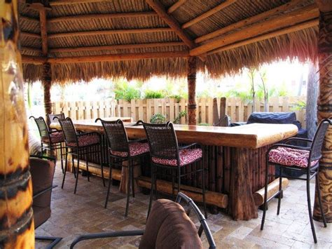 Custom Tiki Bar 111 Best Images About Tiki Huts In Florida On