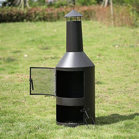 Chimera Garden Heater Save 17 Ikayaa Garden Pit Outdoor Chimaera