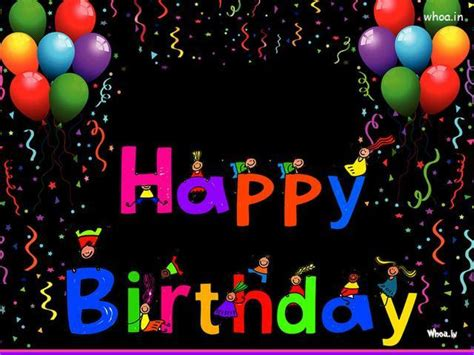 happy birthday digital design wallpaper new hd happy birthday colourful greetings hd wallpapers