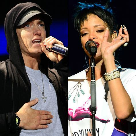 eminem us tour eminem and rihanna to embark on the monster tour gigwise