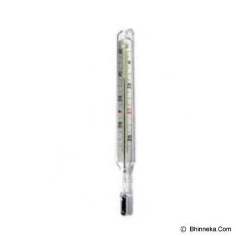 Termometer Suhu Badan Air Raksa jual gea thermometer air raksa ng ak0010 murah bhinneka