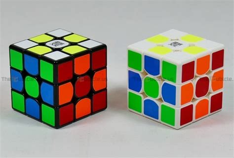 Rubik 3x3 Moyu Weilong Gts Speed Cube 3x3 Illusion Edition thecubicle us moyu weilong gts 3x3