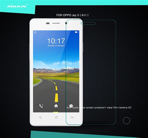 Kp1659 Oppo Tempered Glass Screen Protector A Kode Tyr1715 6 nillkin amazing h tempered glass screen protector for oppo