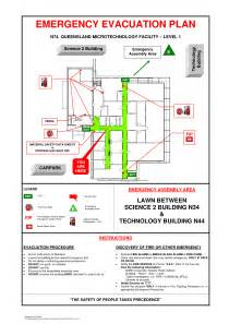 emergency evacuation floor plan template best photos of evacuation plan exle emergency