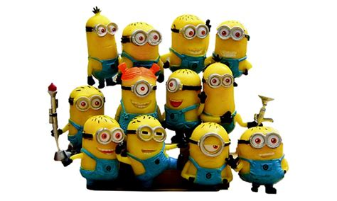 Figure Minion despicable me minions figure figure for children