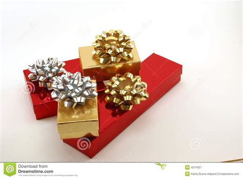 christmas packages royalty free stock photography image