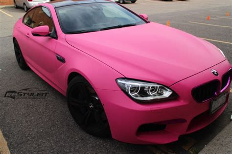 Image Gallery Pink Bmw