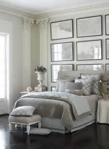 gray wall decor creative ways to make your small bedroom look bigger hative