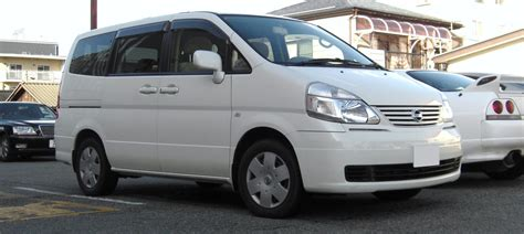 nissan serena 2000 2000 nissan serena c24 pictures information and specs