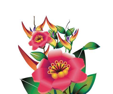 tutorial illustrator flower flowers and leaves adobe illustrator tutorial