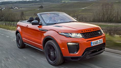 range rover coupe convertible 2017 range rover evoque convertible carsfeatured com
