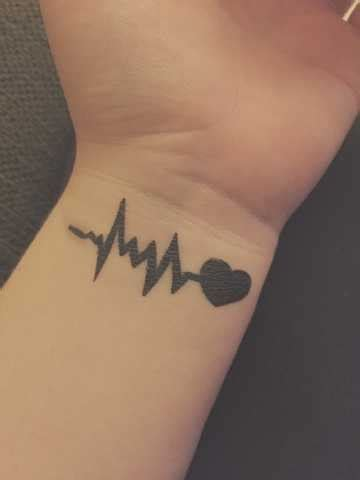 small simple heart tattoos charming simple new small tattoos designs on wrist