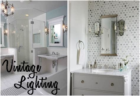 Vintage Style Bathroom Lighting Bathroom Lighting To Update Your Space Ls Plus