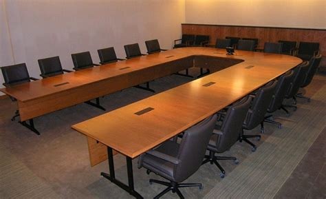 U Shaped Conference Table All That You Wanted To About The Best U Shaped Conference Table Because Office Also Need