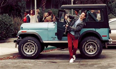 light blue jeep stiles stilinski jeep stiles