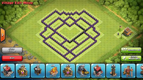 th8 layout update the shield th8 base design farming war formations