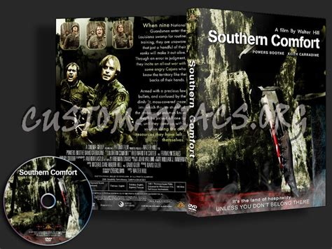 southern comfort dvd southern comfort dvd cover dvd covers labels by