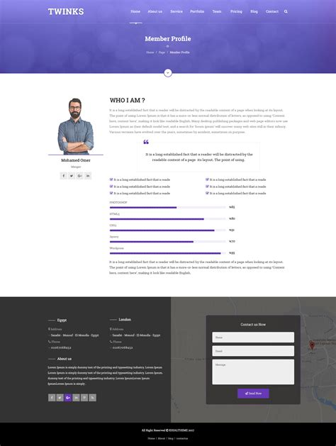 photoshop templates for multiple photos twinks multiple pages psd business template by
