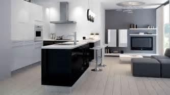 Good Cuisine Equipee Blanc Laquee #11: Cuisine-design-blanche.jpg ...